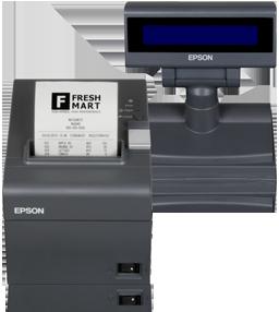 EPSON FP-90III SERIES Stampante fiscale con funzioni web