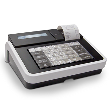 Wall E Mec registratore di cassa RCH