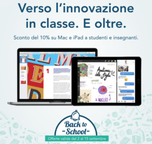 Volantino Back to School Med Store