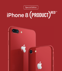 iPhone8 Plus (PRODUCT)RED