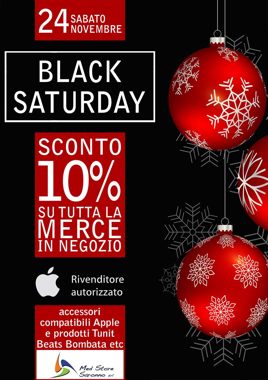 Sabato 24 novembre sconto del 10% su tutti i prodotti presenti in negozio‼️ Vi aspettiamo‼️