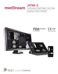 MedDream è un visualizzatore DICOM pensato per diagnosi, visualizzazione, archiviazione e trasmissione di immagini medicali.